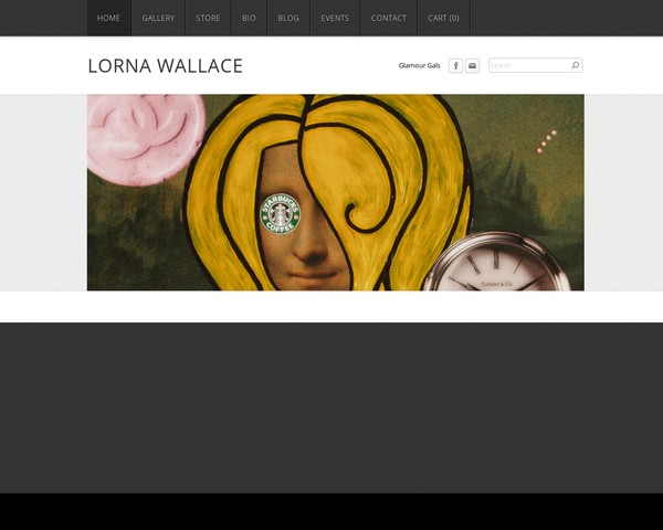 Lorna Wallace website