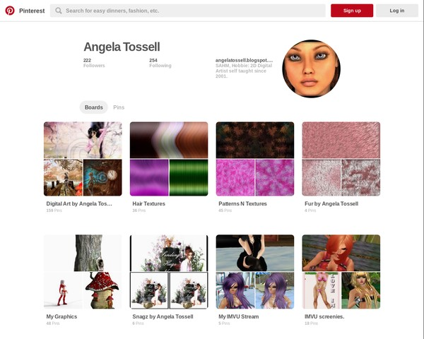 All albums of mine at pinterest
