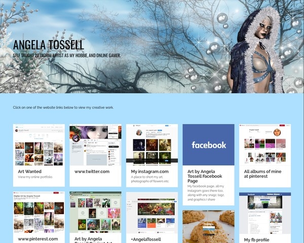 Angela Tossell | Bounce Site